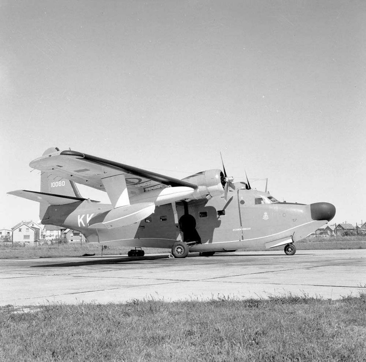 Albatross, KK-B, tail nr. 10060.