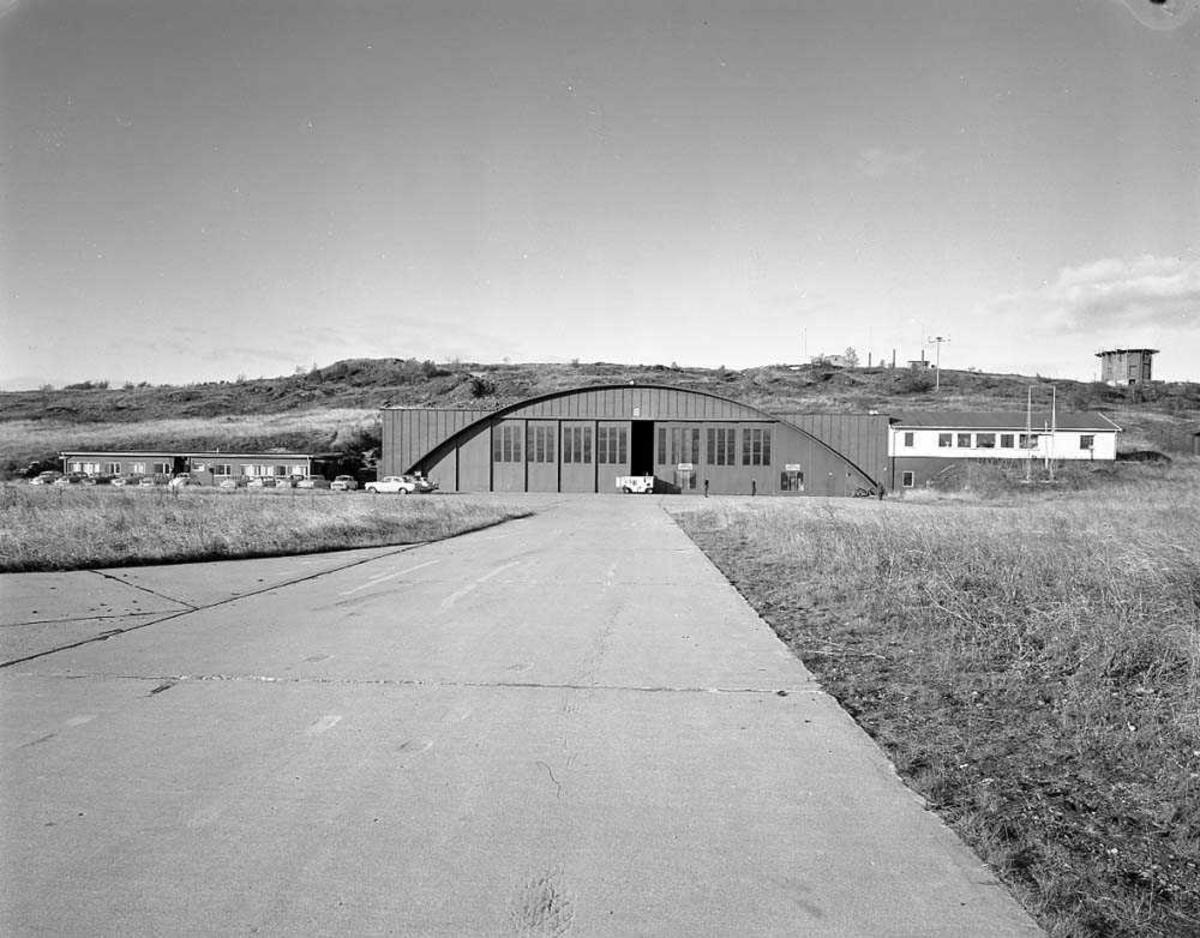 Flyteknisk verksted, Hangar 6, på Bodø flystasjon.