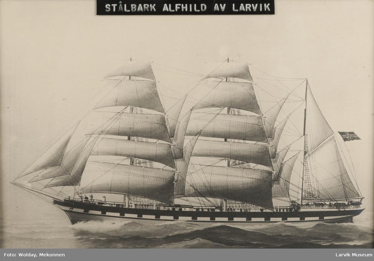 Stålbark Alfhild av Larvik