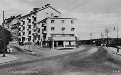 H.S.B Pantarholmen i Karlskrona