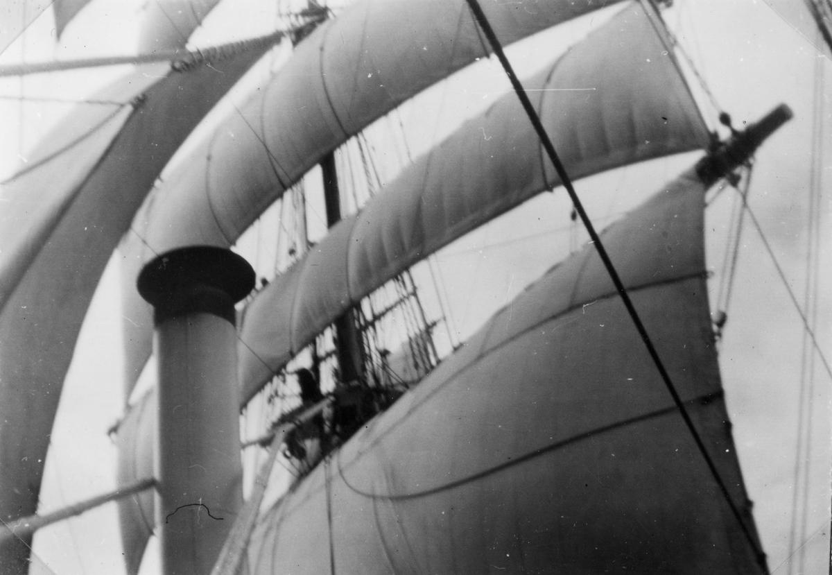 Övrigt: af Chapman segelfartyg
