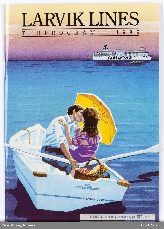 Reklamekatalog i A4-format, glanset omslag. Hele katalogen i 4-farger, foto og tekst. 58 sider inkl. omslag