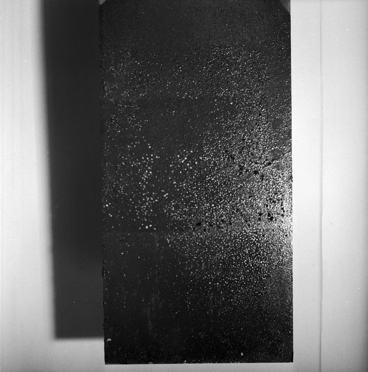 Övrigt: Foto datum: 28/11 1957 Byggnader och kranar Lab färgplåtar. Närmast identisk bild: V14288, ej skannad