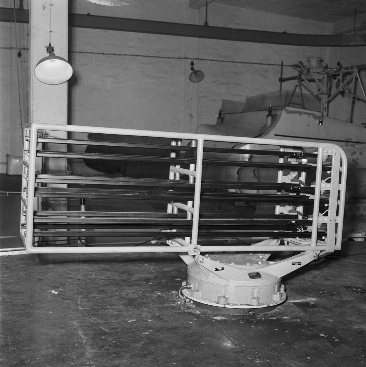 Fartyg: T 42                           Bredd över allt 5,9 meter Längd över allt 23 meter  Rederi: Kungliga Flottan, Marinen Byggår: 1956 Varv: Kockums Övrigt: Se ovan.