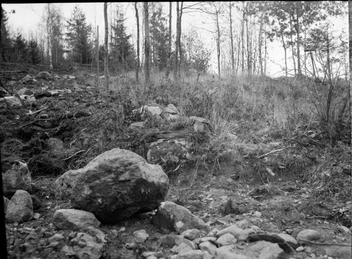 Stensättningar    Ärtemark