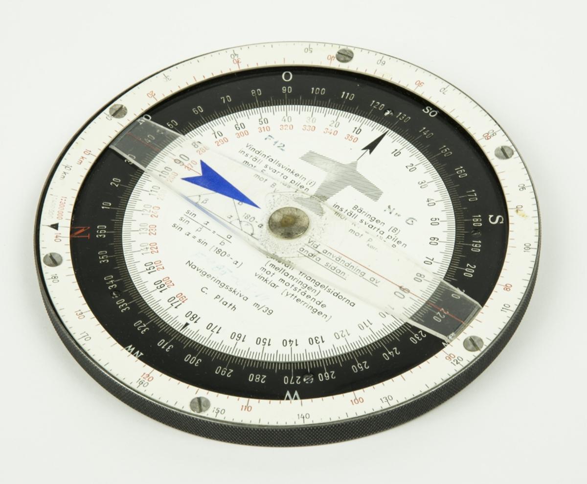 Navigeringsskiva m/39.