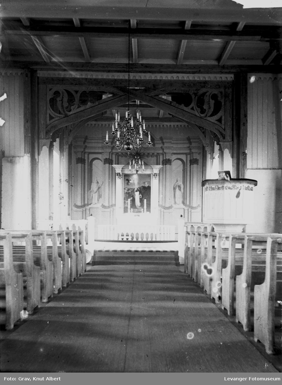 Kirke, interiør