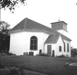 Klöverdal kyrka