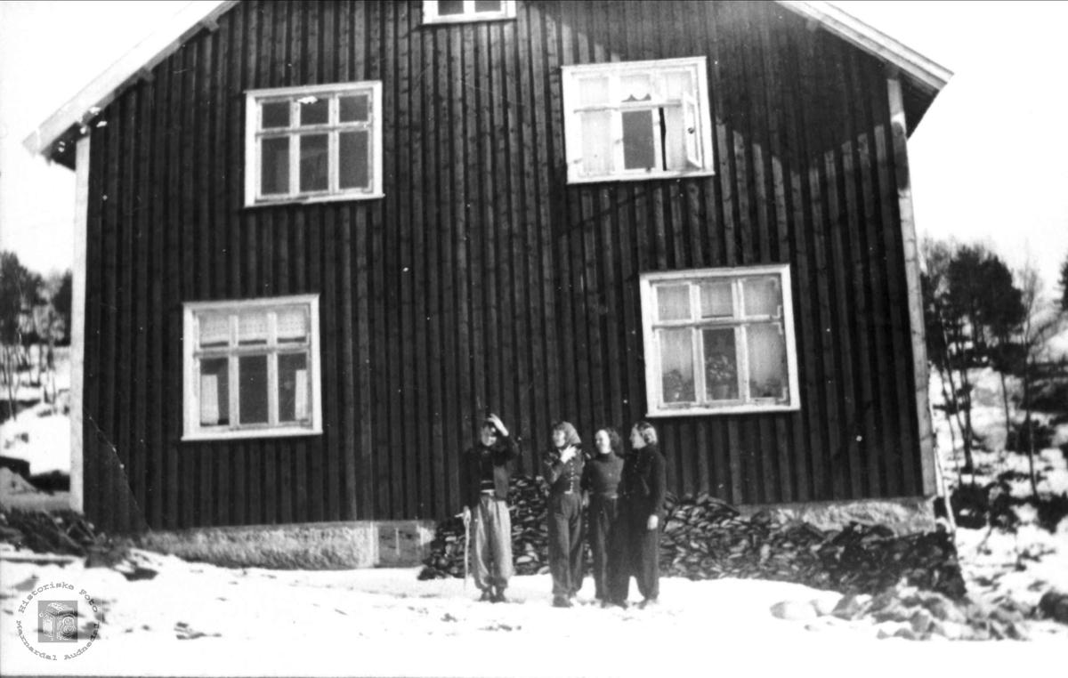 Gardsbruk Homestad.