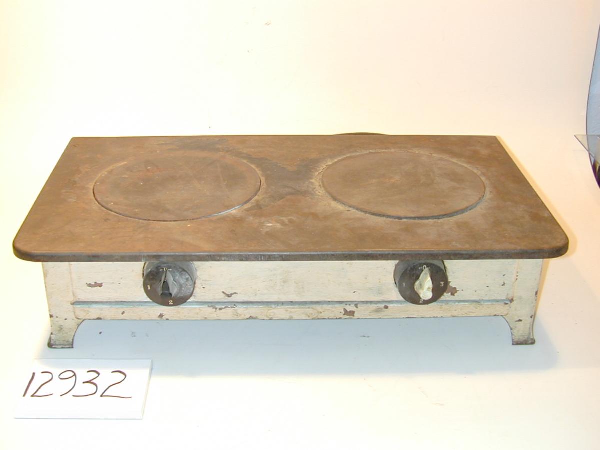 Form: Rektangulært tverrsnitt, buede hjørner i framkant.