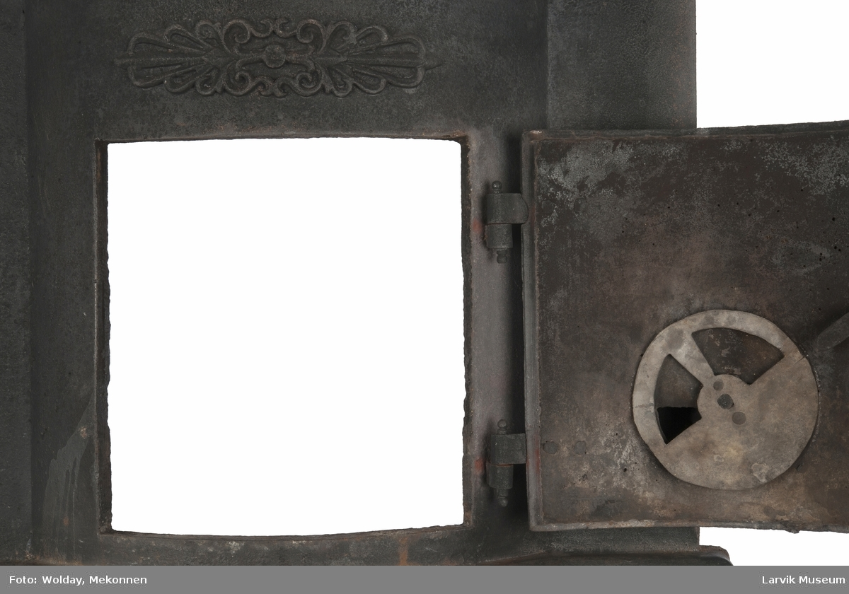 Frontplate