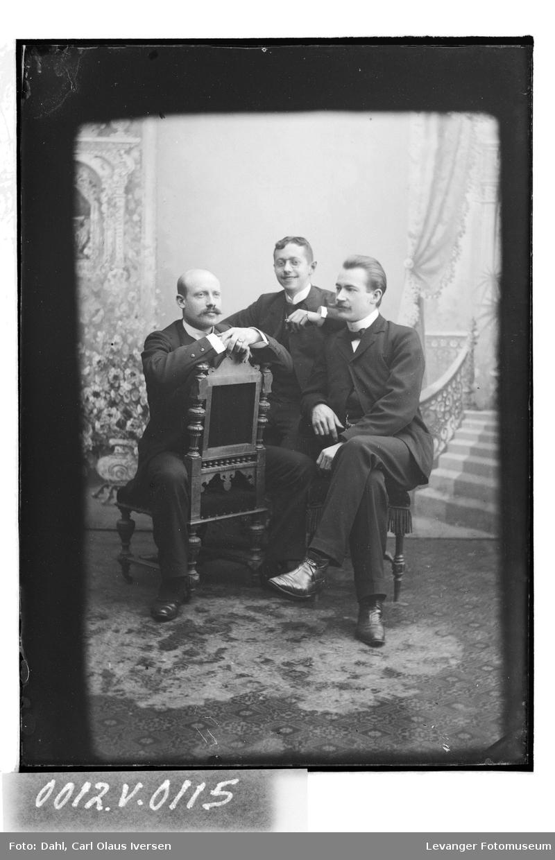 Tre herrer