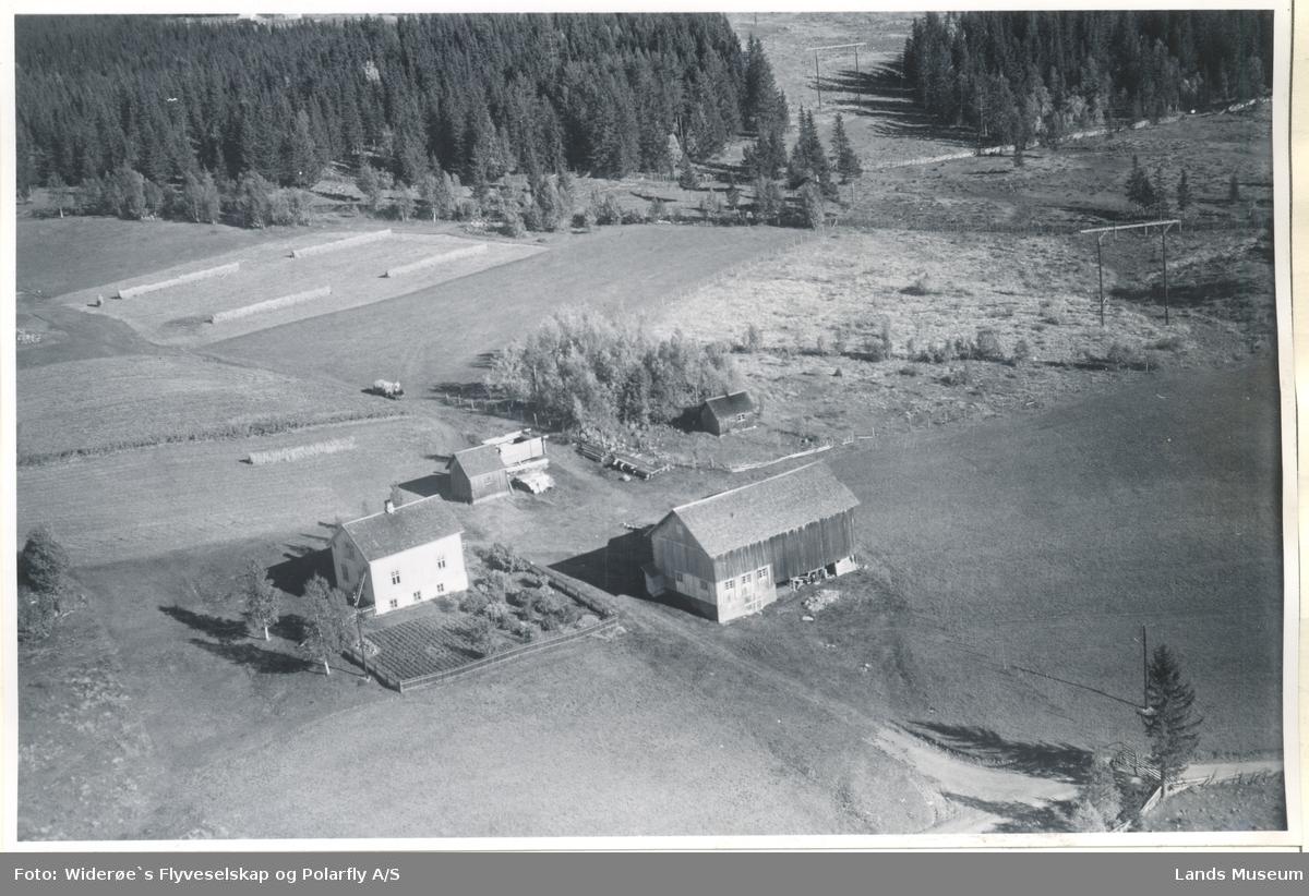 Pedersveen, Landåsbygda