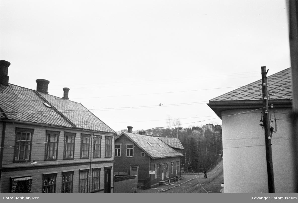 Tysk rekogniseringsfly sees over Levanger II