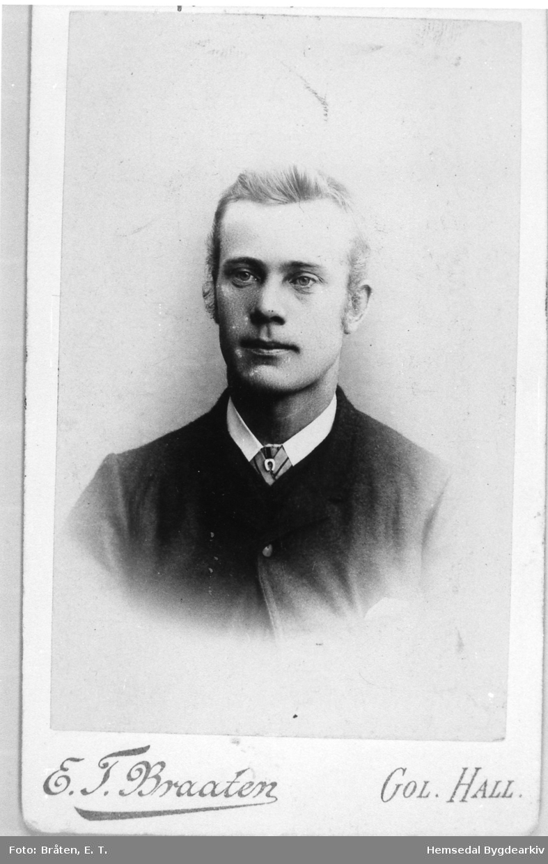 Syver (Sjugurd) Tuv (1869-1909)
