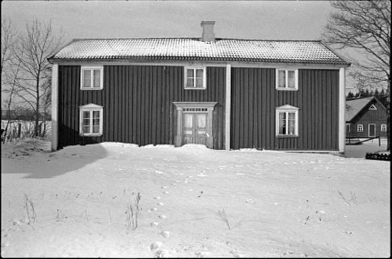 Landskapsbild  Björdal  Månstad