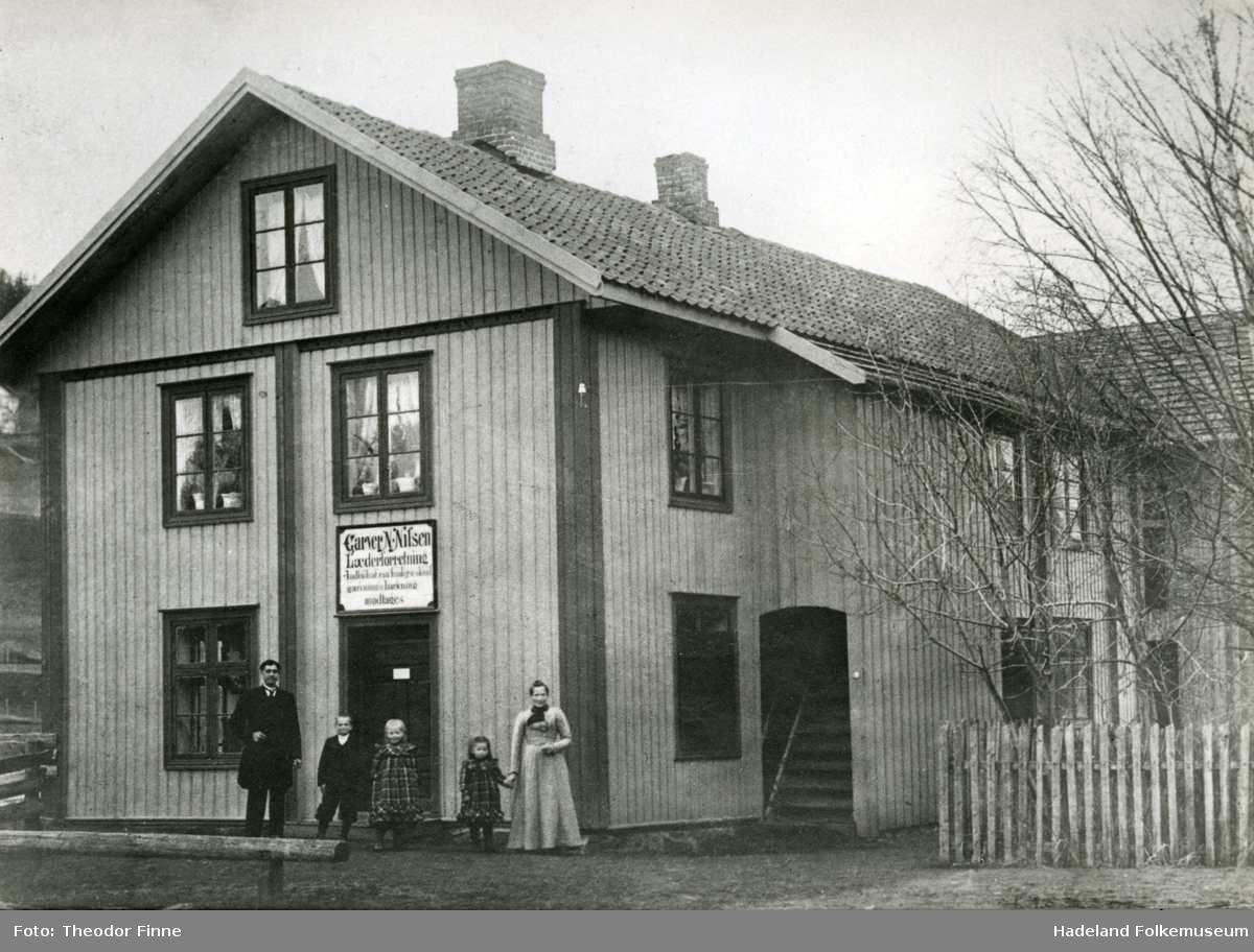 Garver N. Nilsen gård i Brandbu.