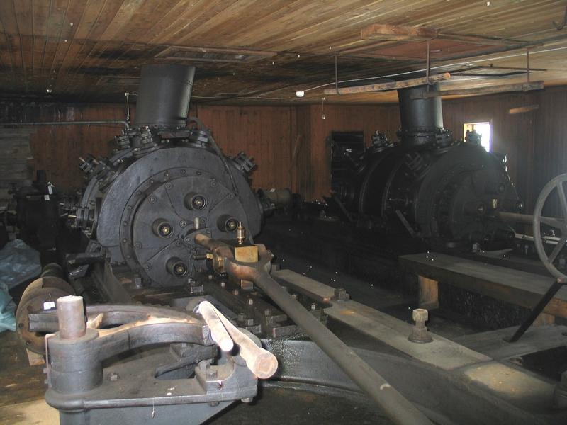 Blåsemaskina fra 1887