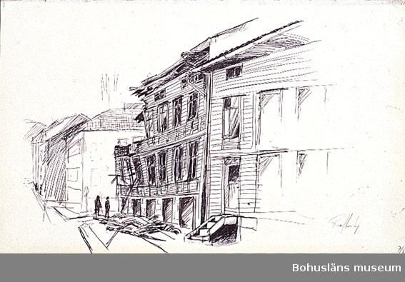 Byggnader och gata