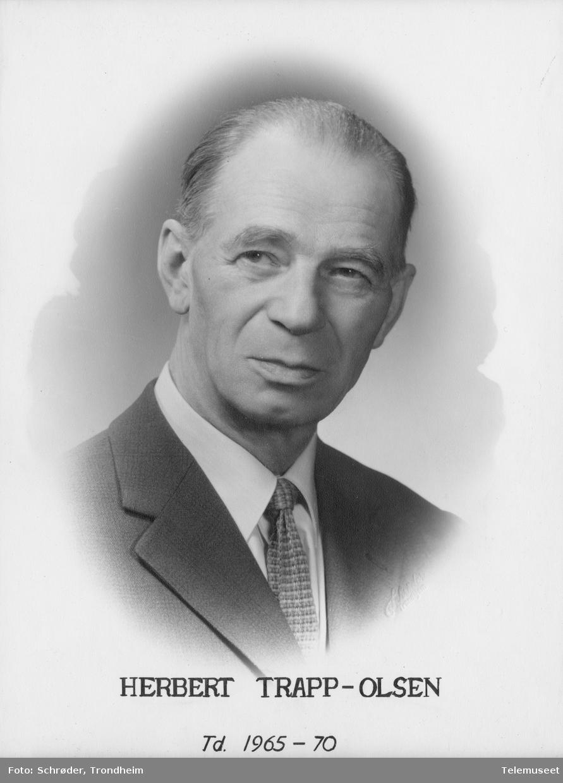 Trapp-Olsen, Herbert