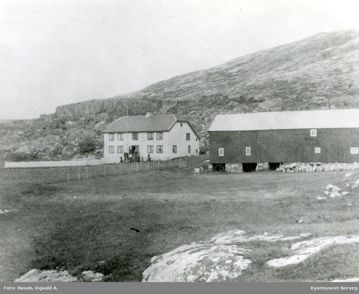 Halmøygarden, Flatanger