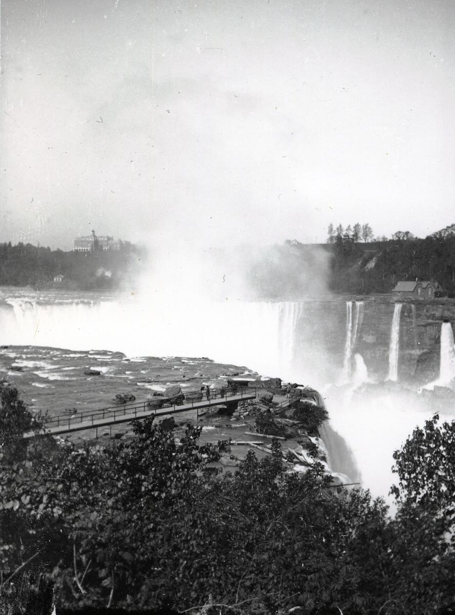 Niagarafallene i USA
