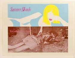 Summer Blonde. Newark 1967 [Grafikk]