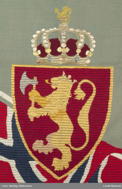 Det norske riksvåpen