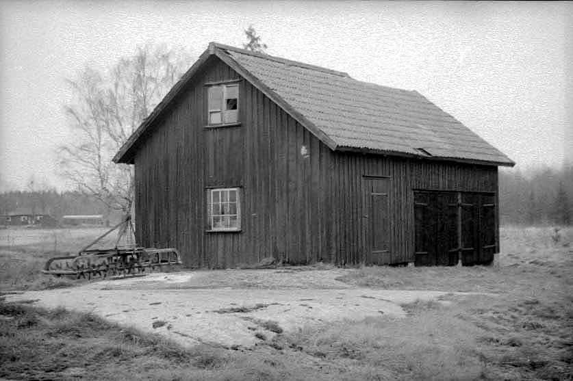 Byggnadsinventering   Vänersborg Bergsbol  Brålanda