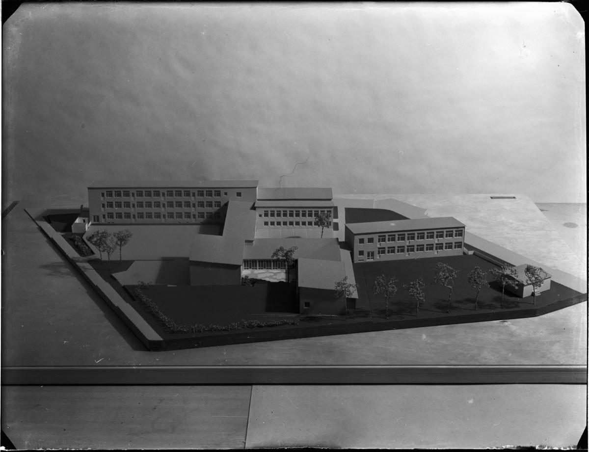 Modell skola i Alingsås