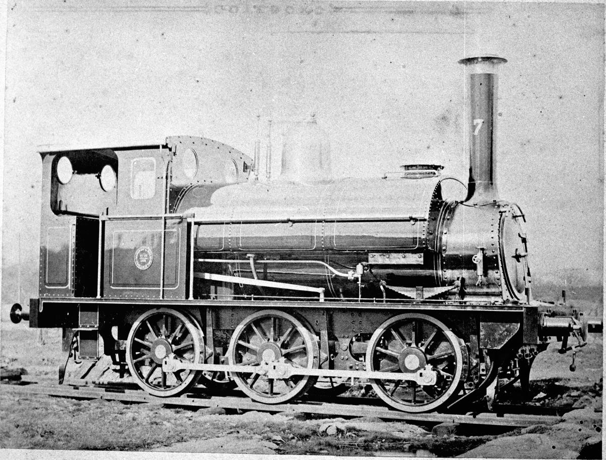 Lokomotiv  Stora Mellby