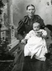 Ukjent mor og dåpsbarn
