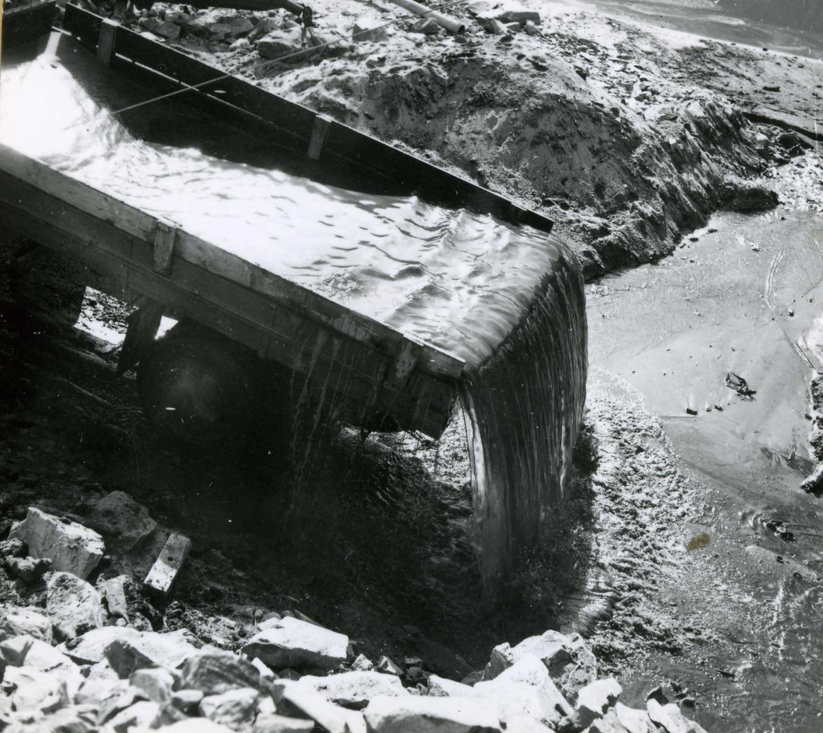 Dalen 62, betong