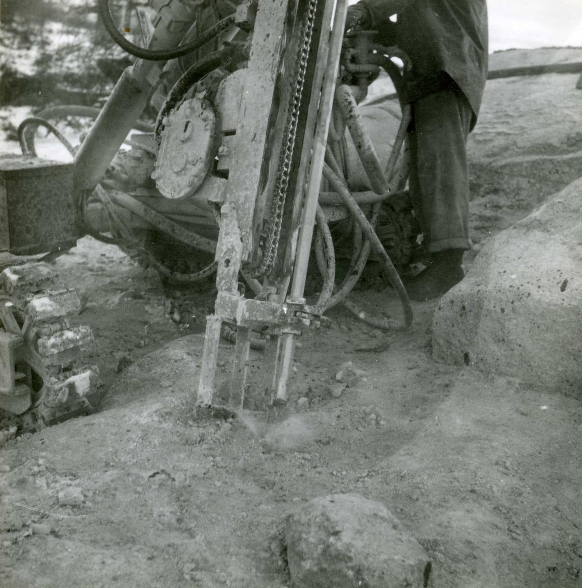 Songa 122, høsten1959