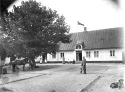 Lantgård, negativ 12913 18x24.
