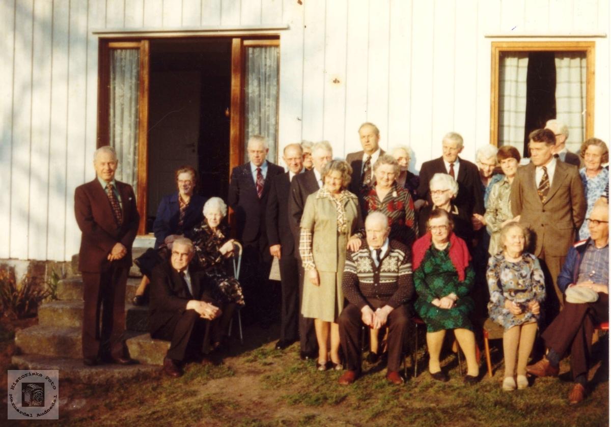 Lars Røynesdals 80 års dags gjestebod