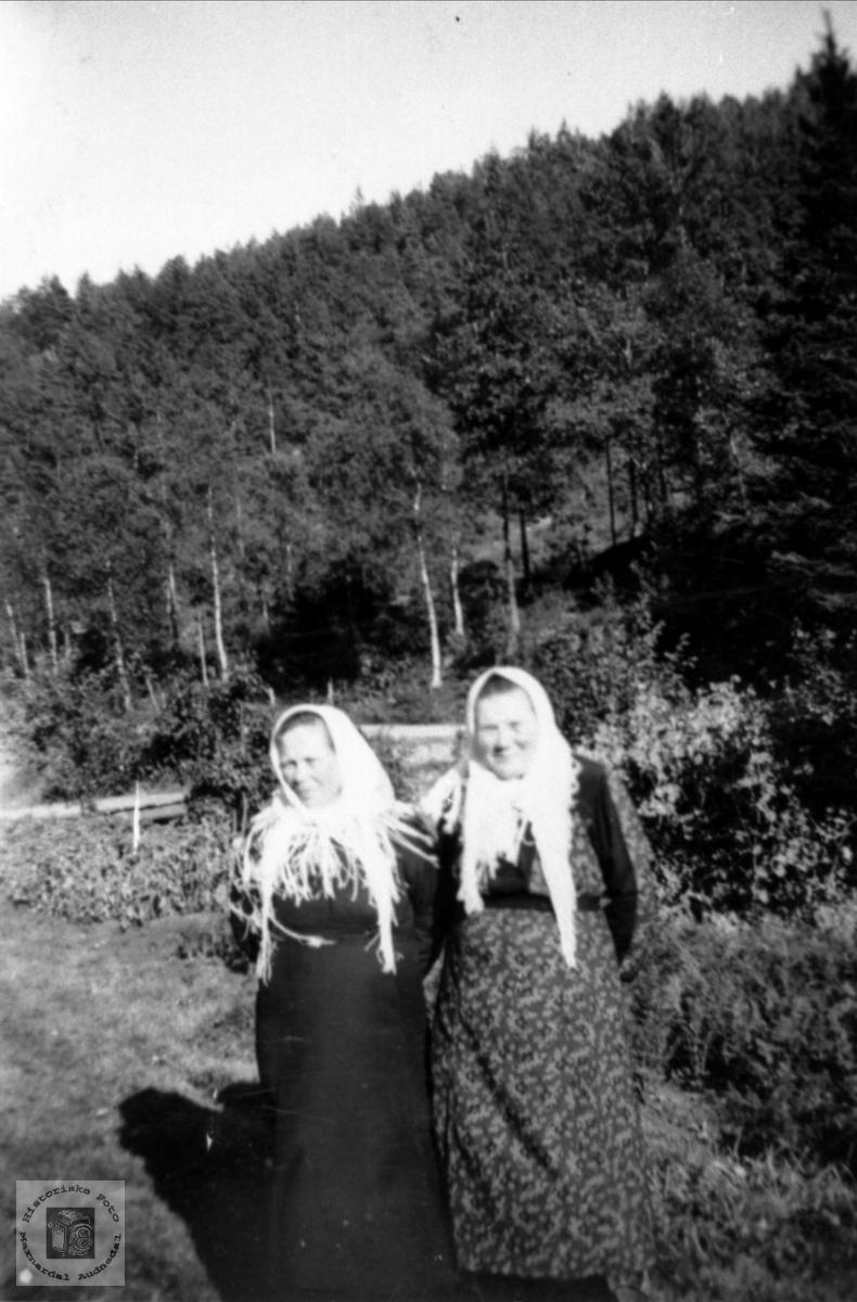 2 damer