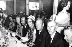 75-årsjubileum Laudal avholdslag. Leiv Haugedal  (nummer 5