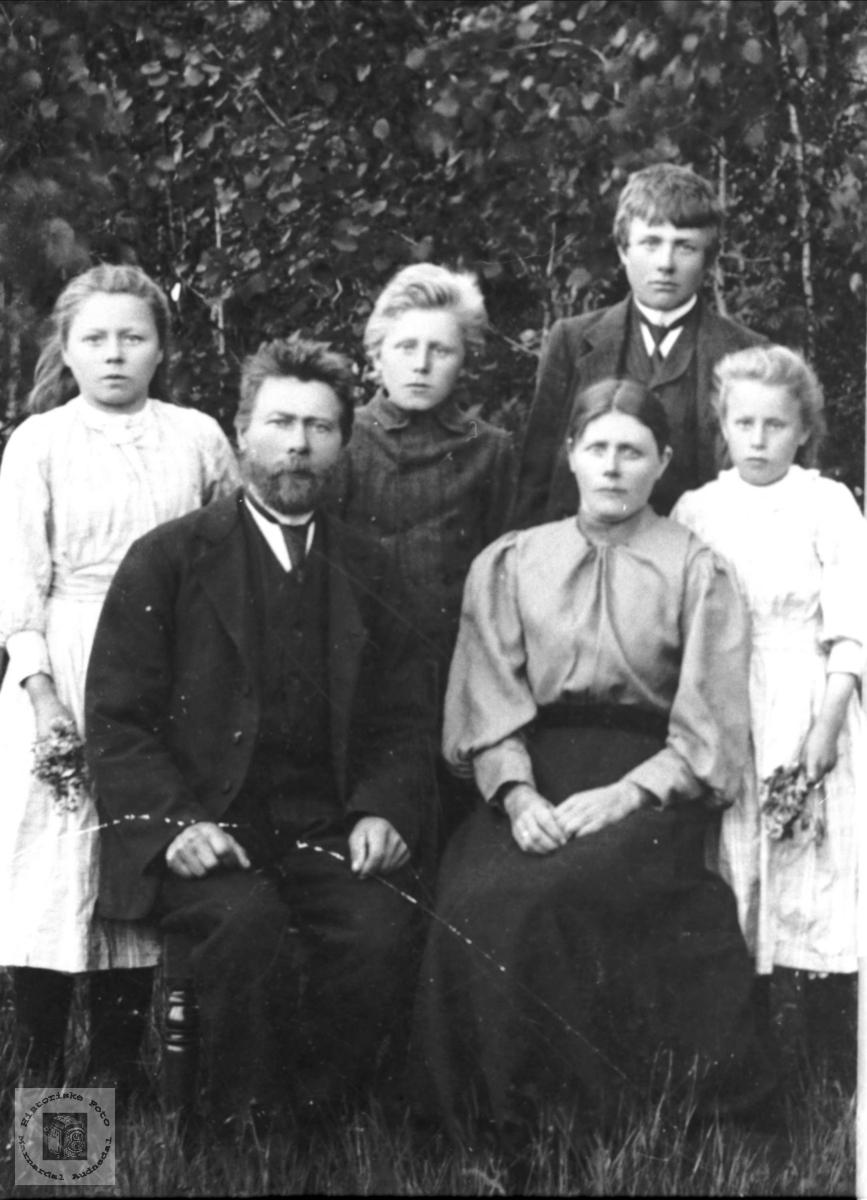 Familiegruppe Kimestad.