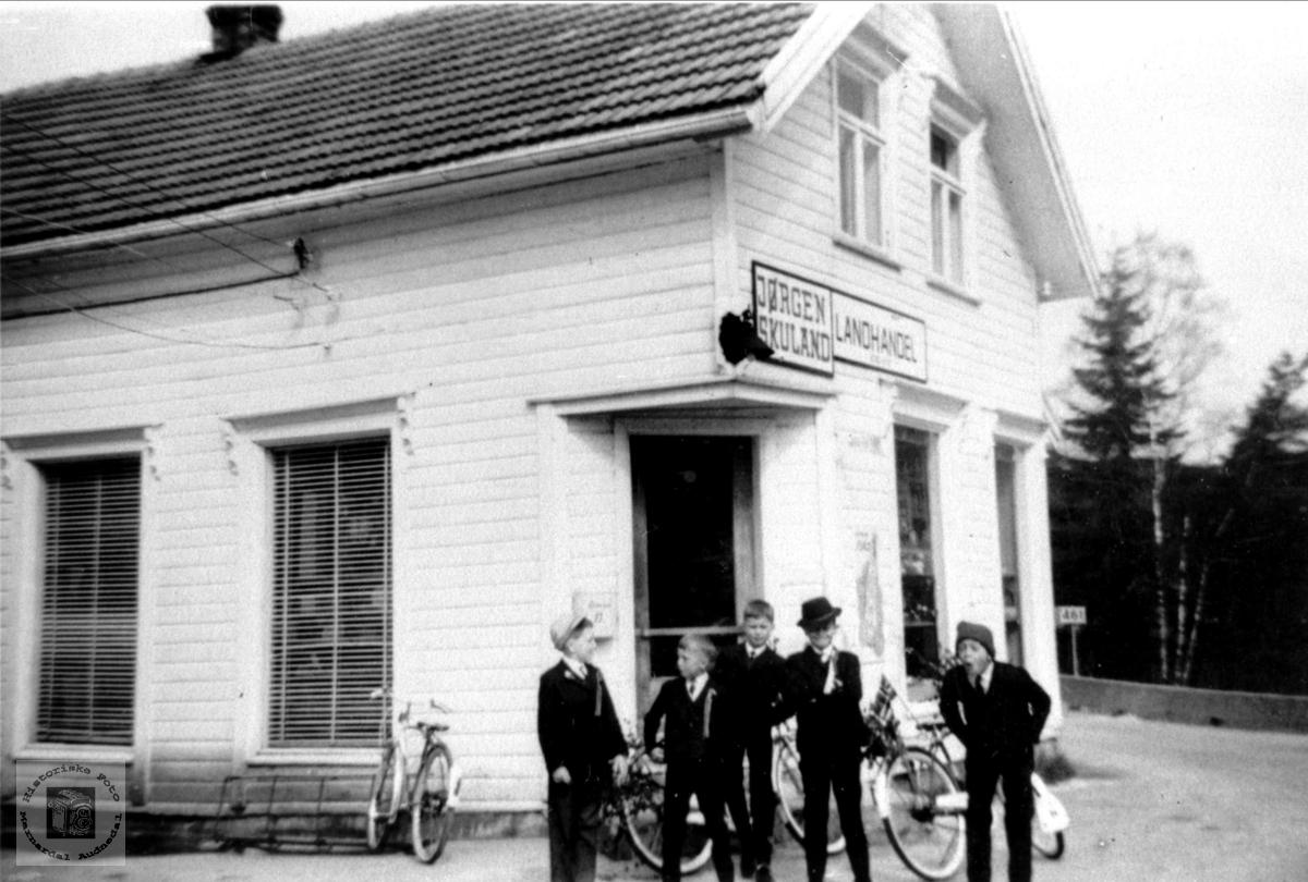 17.mai hos Jøren Skuland.