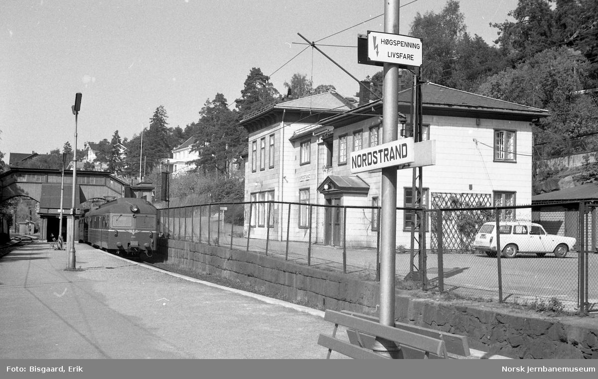Nordstrand stasjon