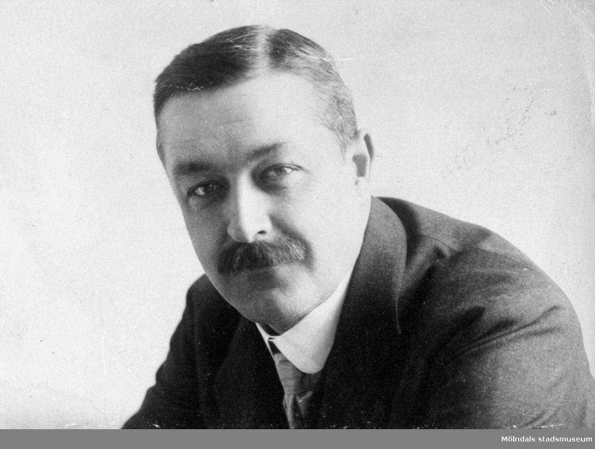Friherre Carl Sparre, 1910-tal.