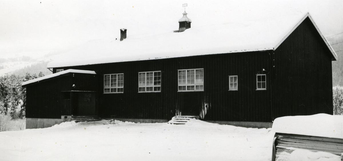 Røn samfunnshus, Vestre Slidre.