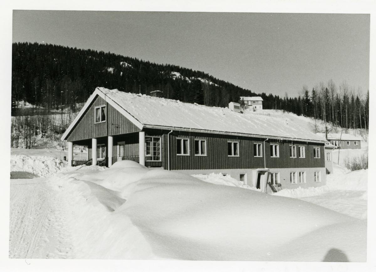 Gamleheimen i Bruflat,Etnedal i Valdres.