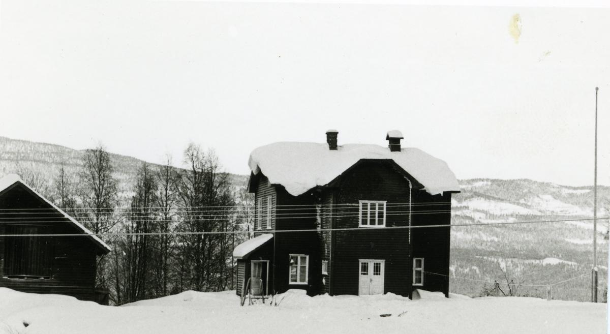 Liagrenda skule i Reinli Valdres.