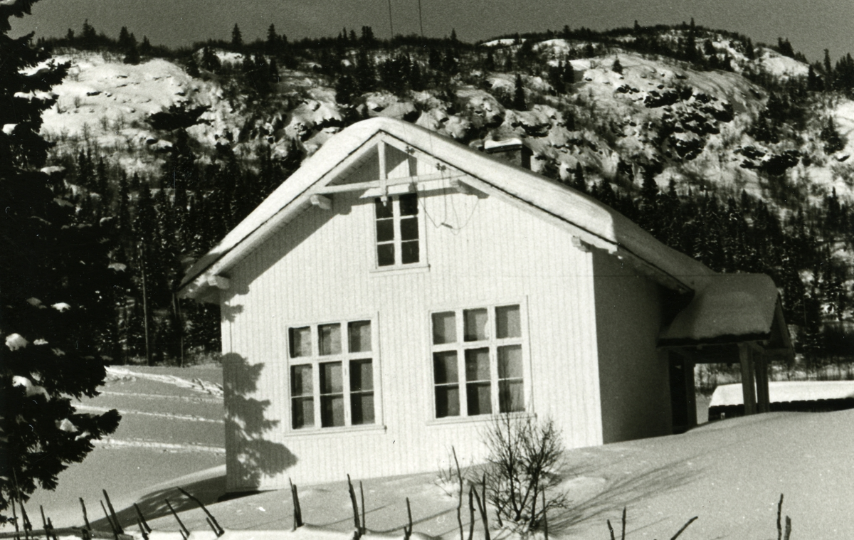 Stavadalen skule, Sør-Aurdal.