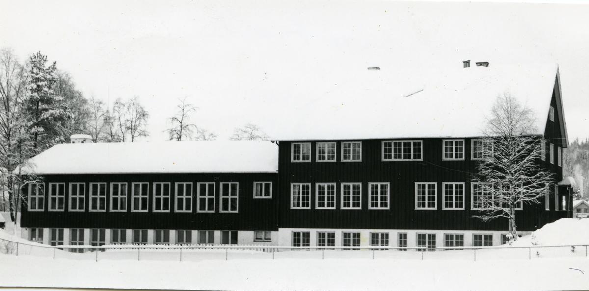 Leira sentralskule i Nord-Aurdal kommune i Valdres.