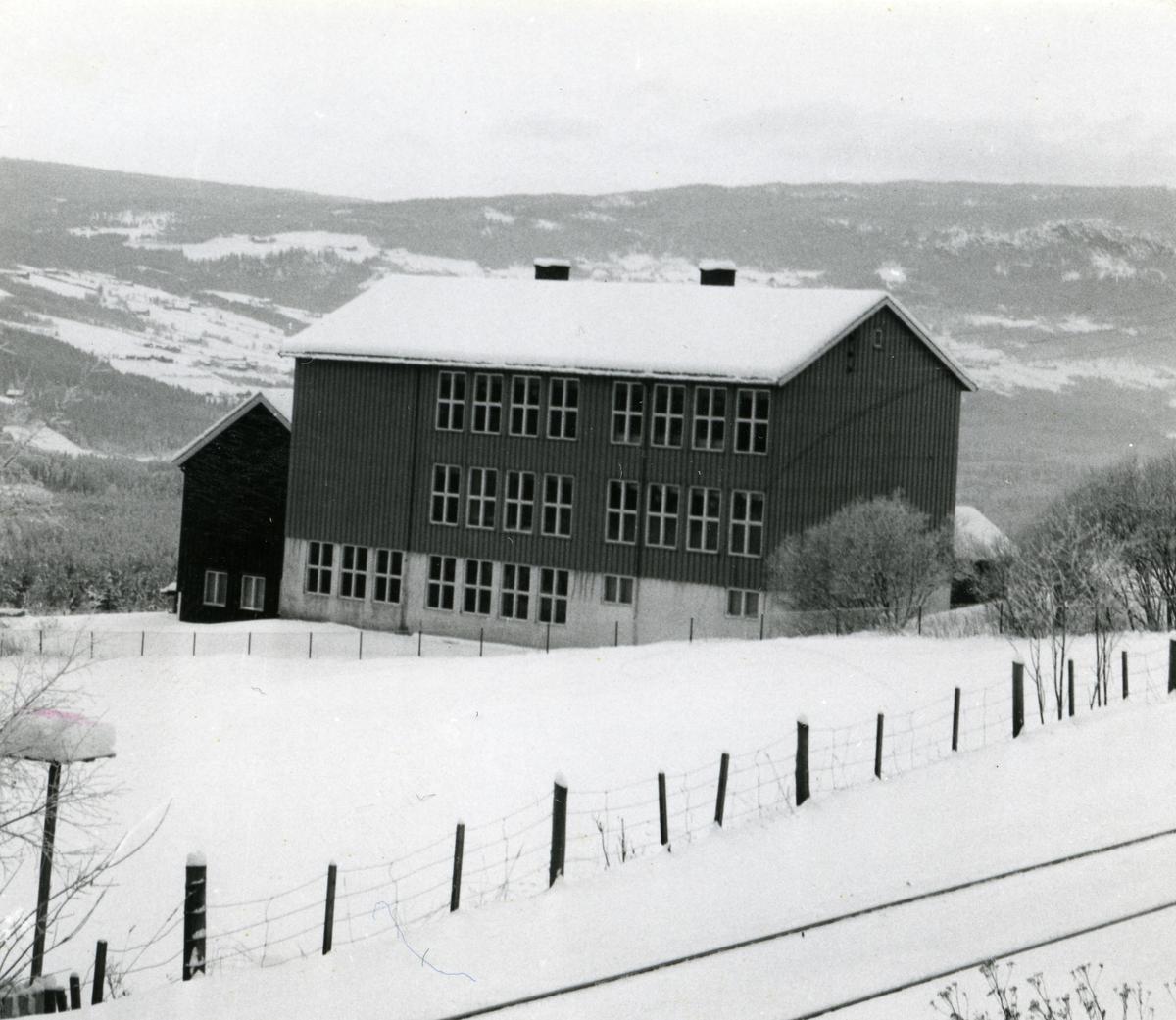 Aurdal skule i Nord-Aurdal kommune i Valdres.