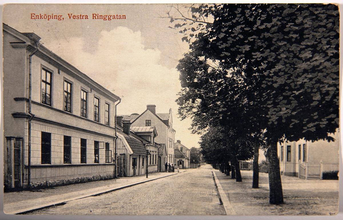 Västra Ringgatan, Enköping