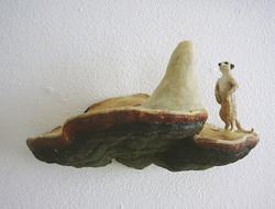 Toppkikker [Skulptur]